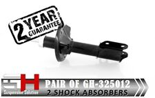 2 NEW FRONT OIL SHOCK ABSORBERS FOR DAEWOO MATIZ 2005 -->    / GH-325012H /