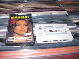 MARISOL SPANISH CASSETTE MARISOL  14  GRANDES EXITOS