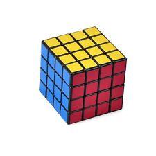 Black V4 4x4 Speed Cube Twisty Magic Puzzle 4x4x4 6cm Educational Toys