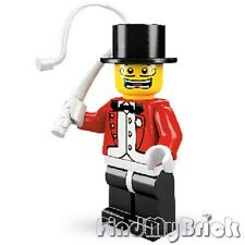 Lego Minifigure 8684 Series 2 -  Ring Master NEW
