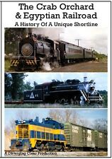 DVD: Crab Orchard & Egyptian Railroad - 1973-2011 - Includes the steam era!