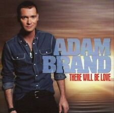 There Will Be Love by Adam Brand (CD, Aug-2012, Sony Music)