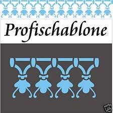 Schablone, Wandschablone, Dekorfries, Malerschablone, Tupfschablone, Wikinger