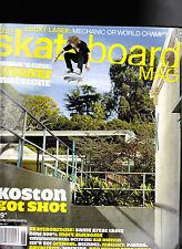 June 2007  the Skateboard Mag #39 Bucky Lasek, Koston, Sid Melvin