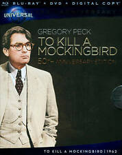 To Kill a Mockingbird [50th Anniversary Edition] [Blu-ray]