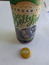 Beer Bottle Crown Cap ~^~ Hangar 24 Betty Ipa ~ Redlands, California Breweriana