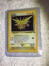 Zapdos 15/62 Fossil Set - Holo Pokemon Card - EX/NM