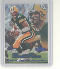 Brett Favre card /100 1998 Flair Showcase legacy collection NM Green Bay Packers