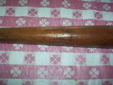 Joe DiMaggio Louisville Slugger Bat 125K Vintage 1950s Hillerich & Bradsby