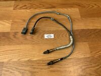✅ OEM BMW E82 E92 335 Cat Catalytic Oxygen o2 Lambda Probe Sensors N55 SET 86k!!