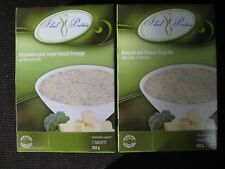 IDEAL PROTEIN BROCCOLI AND CHEESE FLAVOURED SOUP MIX (4 BOXES OF 7)