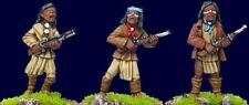 Artizan - Wild West Apache Characters I AWW200 28mm Unpainted Plains Wars