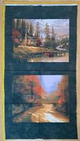 Thomas Kinkade David Textile Cotton Fabric Quilting 60 X 110