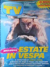 TV Sorrisi e Canzoni n°26 2009 Bruno Vespa Megan Fox Povia Mogol  [D48]