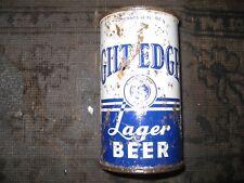 Gilt Edge, flat top beer can.Buffalo brewing,.Sacramento, Calif.