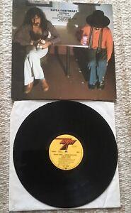 Frank Zappa - Captain Beefheart - Mothers Bongo Fury - LP Discreet  DIS 59 209