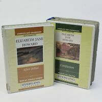 Elizabeth Jane Howard Collection - Job Lot of 2 Audio Cassette Books. Unabridged