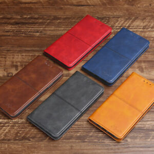 Luxury Leather Magnetic Wallet Flip stand Case Cover For iPhone 12 / 12 Pro