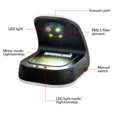 Portable Vacuum Cleaner LED for Dental Clinic Anti-overflow Filter Induction
