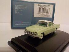 Ford Capri Consul - Green , Model Cars, Oxford Diecast 1/76