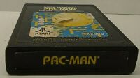 PAC-MAN video game ATARI 2600 cartridge TESTED vintage