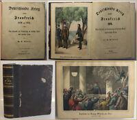 Albert Deutschlands Krieg gegen Frankreich 1870 und 1871 um 1871 Chronik sf