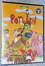 Potlach Volume 5 DVD 6 Incredible Farm Animal Stories Episodes 21-26 *SEALED*
