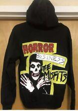 The Misfits Horror Business ZIP Up Hoodie Sweatshirt 2XL AA161