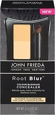 John Frieda Root Blur Colour Blending Concealer Platinum To Champagne Blondes