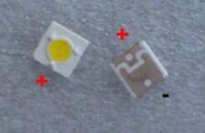 10 LED MOD.3535 3V1W3T LED SAMSUNG 3° TIPO A127CECEBUP8 1W 3V PCE