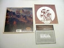 CLASSIC Seven Cities of Gold by Electronic Arts for Apple IIe, IIc, Apple IIGS