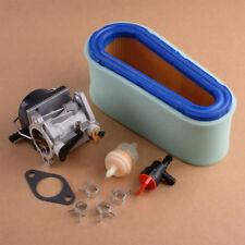 Carburetor carb 9 kits fit Tecumseh 640065A 13Hp 13.5Hp 14Hp 15Hp air filter