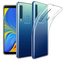 Funda gel TPU fina Ultra-thin 0 5mm transparente para Samsung Galaxy A9 (2018)