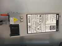 Dell 6W2PW 80 Plus Platinum Switching Power Supply 750W PSU for R620 R720 server