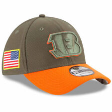 CINCINNATI BENGALS NFL NEW ERA 39THIRTY SALUTE TO SERVICE SIDELINE HAT M L   36 d8300caab