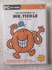30071 - The Adventures Of Mr Tickle by Roger Hargreaves [NEW & SEALED] - PC