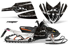 AMR Racing Arctic Cat M Series Snowmobile Graphic Kit Sled Wrap Decals REAPER K