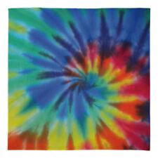 Large Warm Blanket Fleece Throw Colourful Tie Dye Hippy Bed Chair Sofa Car