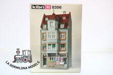 KIBRI B-8356 H0 Edificio VIVIENDA de 4 PLANTAS con pequeña Lavanderia  - NUEVA
