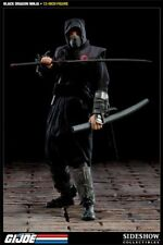 "Sideshow - Gi Joe - Black Dragon Ninja - ENEMY -  1:6 Scale 12"" figure -"