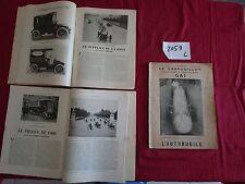 N°2059 C /  le CRAPOUILLOT n° spécial du salon de l'automobile 1931