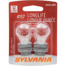 Turn Signal Light Bulb-Long Life Blister Pack TWIN Sylvania 4157LL.BP2