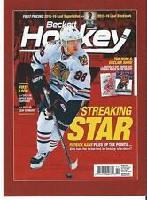 2016-17 NHL PATRICK KANE Fall Expo Toronto Oversize Covers Card Promo 155/500