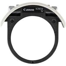 Canon 2612A001 52mm Drop-in Screw Filterhalter aus Japan mit Sendungsverfolgung