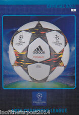 2014/15 Adrenalyn XL Champions League OFFICIAL BALL Card No.2