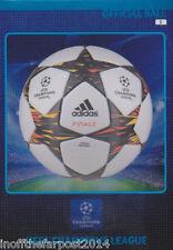 2014/15 Adrenalyn Xl Champions League Oficial Ball Tarjeta n ° 2