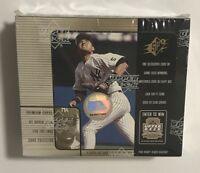 2000 Upper Deck SPX Baseball Hobby Box Factory Sealed FASC