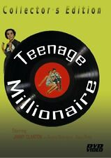 Teenage Millionaire-DVD-R-Starring Jimmy Clayton-1961