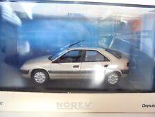 NOREV 154205 CITROEN XANTIA bleu foncé 1993 échelle 1:43 Voiture Miniature Neuf °