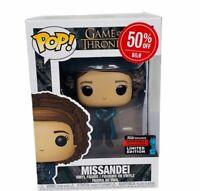 Funko Pop! vinyl toy figure box pop Missandei Game Thrones 77 limited edition